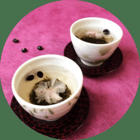 お茶・ごはん